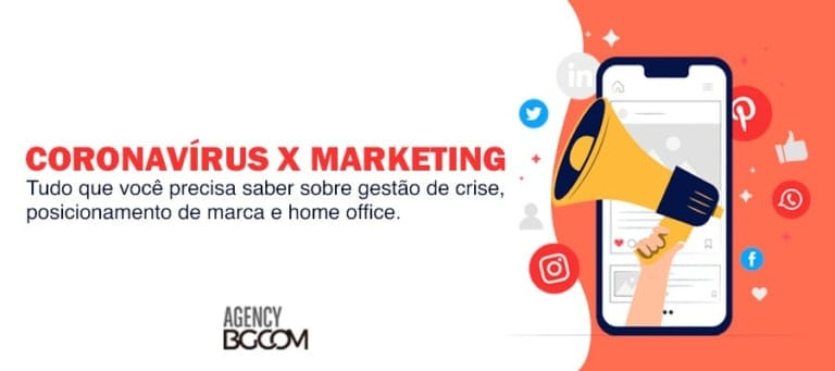 Coronavírus x Marketing | BGCOM Inbound Marketing