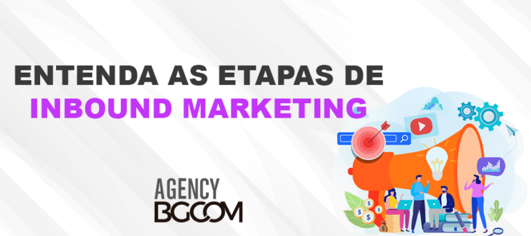 Entenda as etapas do Inbound Marketing | Agência de Marketing Digital