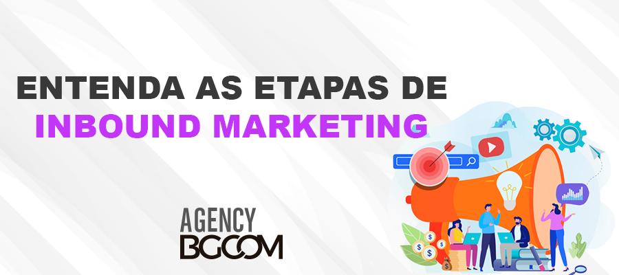 Entenda as etapas do Inbound Marketing | Agência de Marketing Digital